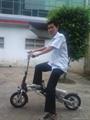 Ond Second Folding & Open Electric Bike 5