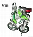 Menshine One Second Folding & Open Electric Bike 2