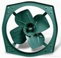 Heavy duty industrial exhaust fan