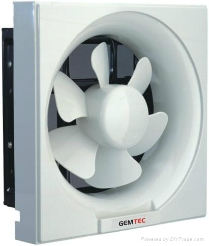 Wall Mounted Bathroom Ventilation Fan 1