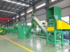 2013 pe/pp film recycling and washing machine