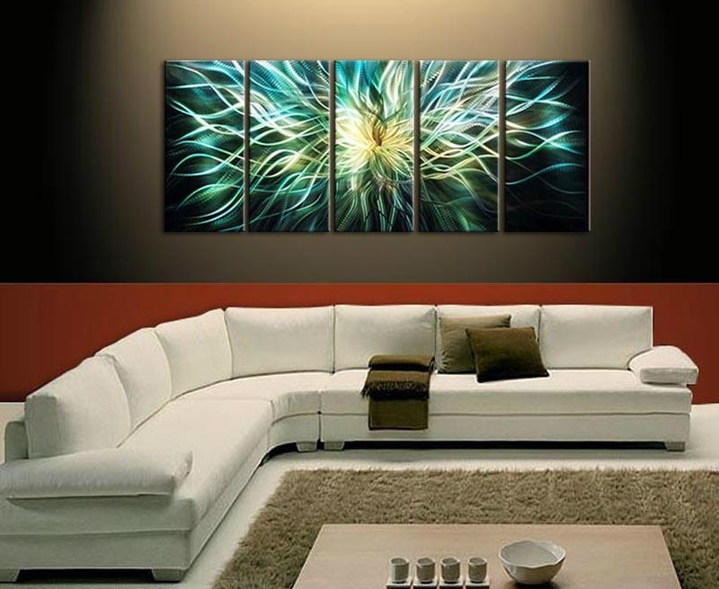 Metal wall art home decor 147 62cm mt 6 art mall for In home decor products