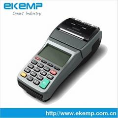 Handheld POS terminal with barcode reader(EP370)