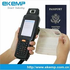 handheld ICAO VISA scanner ID card Scanner