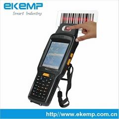 3G handheld barcode Scanner fingerprint PDA