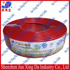 300/500V PVC Insulated PVC Sheathed Copper Fixed Wiring Cable