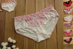 Fashion Underwear Ladies Panties Hot Sell Lingerie