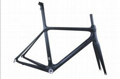 FM008 ISP road carbon bicycle frame all inner cable