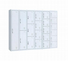 single locker