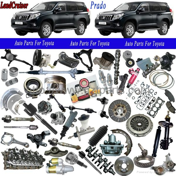 Automobile Parts Product : Auto parts for toyota prado china trading company car