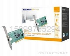 標清PCI視頻採集卡