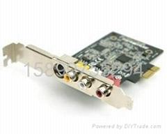 PCI-E標清視頻採集卡