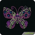top sale beautiful butterfly rhinestone