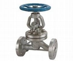 GB flanged globe valve