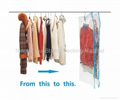 Hanging Vacuum Storage Bags