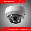 IPC IP Zoom Camera