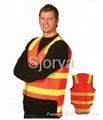 Hi Vis Reversible Vest 4