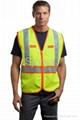 Hi Vis Reversible Vest 5