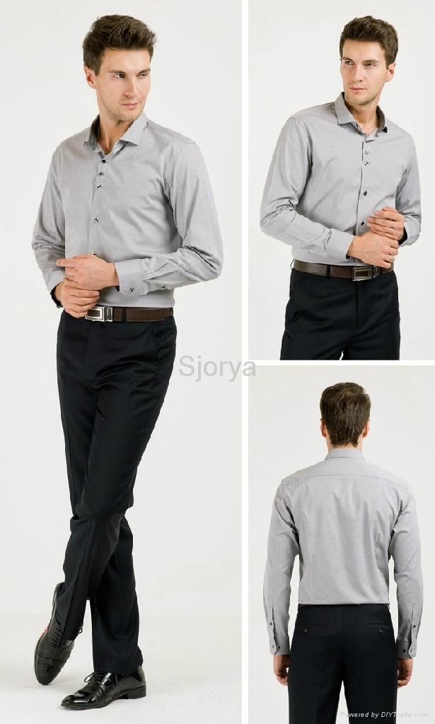 Short Sleeve Business Shirt corporate clothing 2