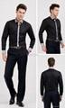 Short Sleeve Business Shirt corporate clothing 3