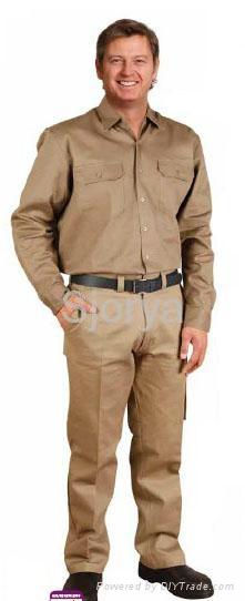 Short Sleeve Business Shirt corporate clothing 4