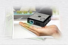 Pico LED DLP 40LM Mini Projector Mini Portable Video Projector With VGA AV HDMI