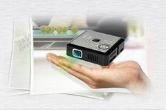 Pico LED DLP 40LM Mini Projector Mini Portable Video Projector With VGA AV HDMI