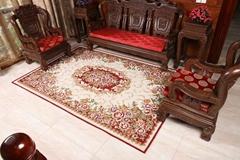 21款雪尼尔提花地毯