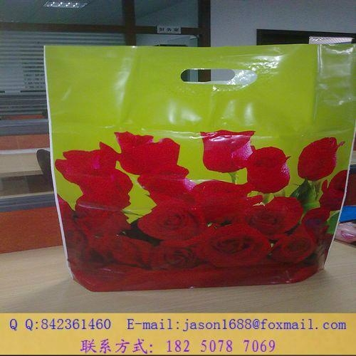LDPE彩印手提袋 2