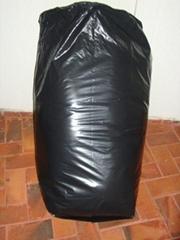商場超市專用的黑色垃圾袋45L