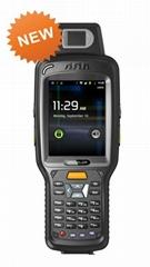 Handheld R   ed pda with symbol barcode modul (x6)