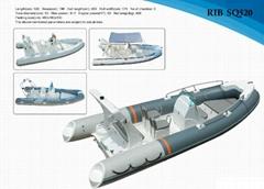 lnflatable Boat(RIB SQ520)