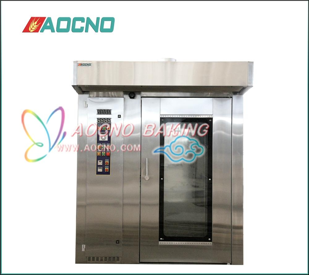 Rotary Oven 4
