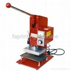manual operating hot foil stamping machine  mini-F150