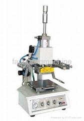 Tabletop Pneumatic Hot Stamping T Shirt Printing Machine Mini--F90-2
