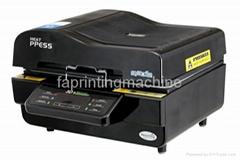 3D Sublimation Vacuum Heat Press Machine