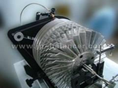 vacuum wheel  dynamic balancing analysis