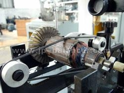 chainsaw cutter balancing testing machine 1