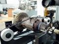 chainsaw cutter balancing testing
