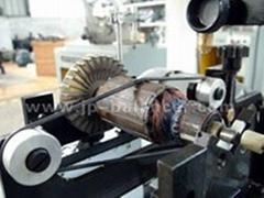 chainsaw cutter balancing testing machine
