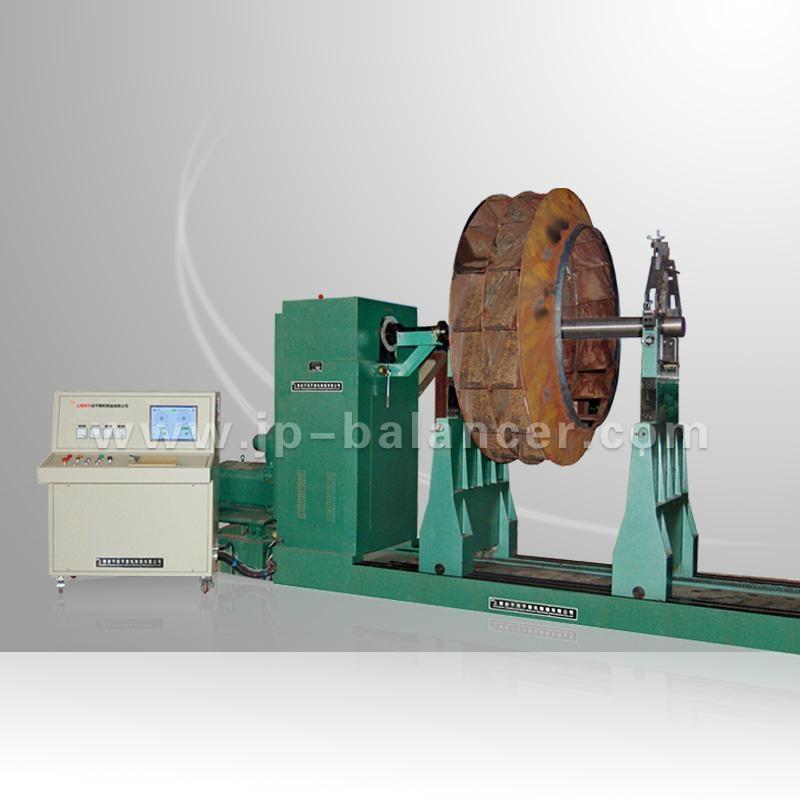 high precision  Industrial Centrifugal blower fan Balancing testing equipment  M 3