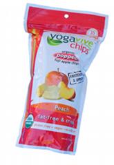 USDA/EU  organic apple chips (10g)
