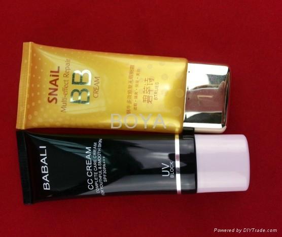 PE cosmetic packaging tube's tube 1