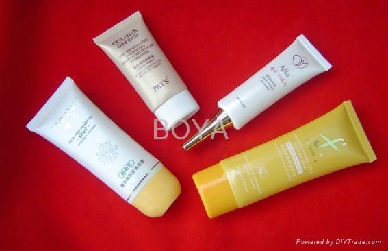 PE cosmetic packaging tube's tube 2
