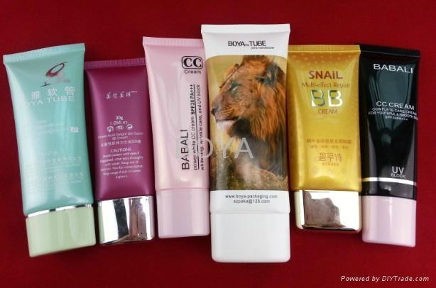 PE cosmetic packaging tube's tube 3