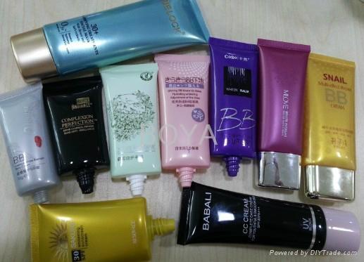 PE cosmetic packaging tube's tube 4