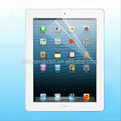 For iPad 5 screen protector oem phone sticker