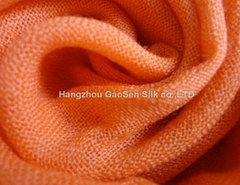 Scarf worsted woven wholesale 100% wool fabric