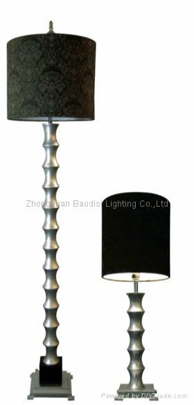 table & floor standing lamp 1
