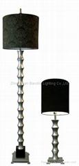 table & floor standing lamp
